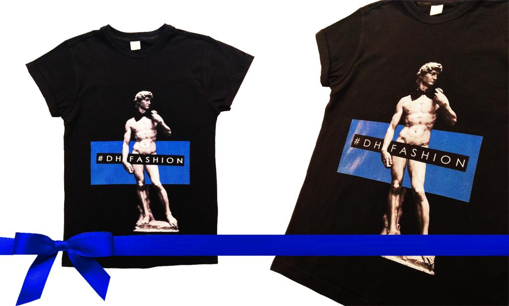 David Tshirt DH fashion